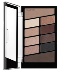 Wet N Wild Ojos Color Icon Eyeshadow 10 Pan Palette - Nude Awakening 757A