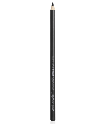 Wet N Wild Ojos Color Icon Kohl Liner Pencil - Baby's Got Black C601A