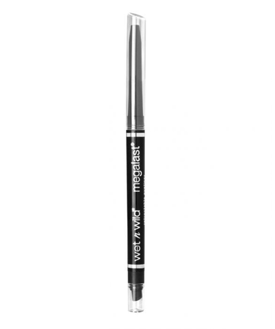 Wet N Wild Ojos MegaLast Retractable Eyeliner - Blackest Black C690A