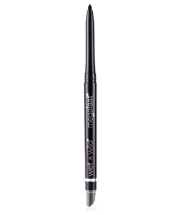 Wet N Wild MegaLast Retractable Eyeliner - Blackest Black