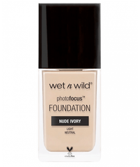 Wet N Wild Rostro Photo Focus Foundation - Nude Ivory 363C