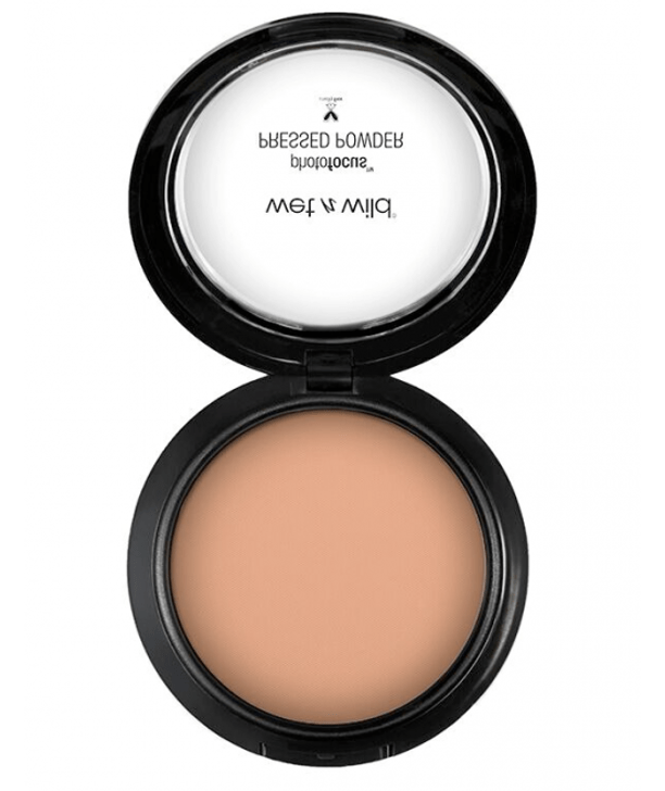 Wet N Wild Rostro Photo Focus Pressed Powder - Golden Tan 826C