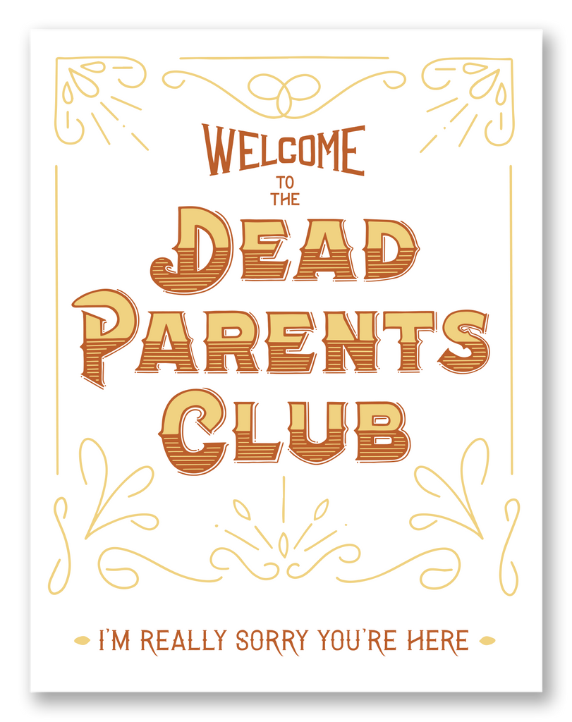 Dead Parents Club | 6-pack | C18I-DPS