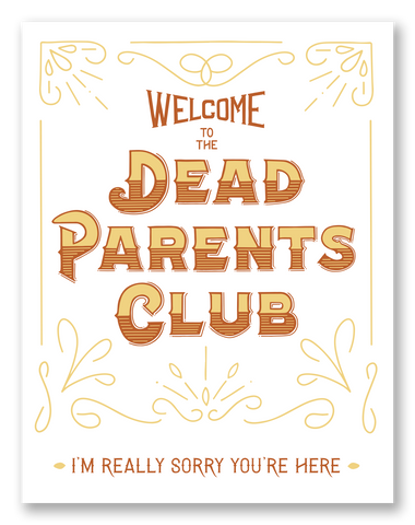Dead Parents Club | Single Card