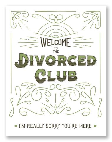 Divorced Club | 6-pack | C18I-DIV