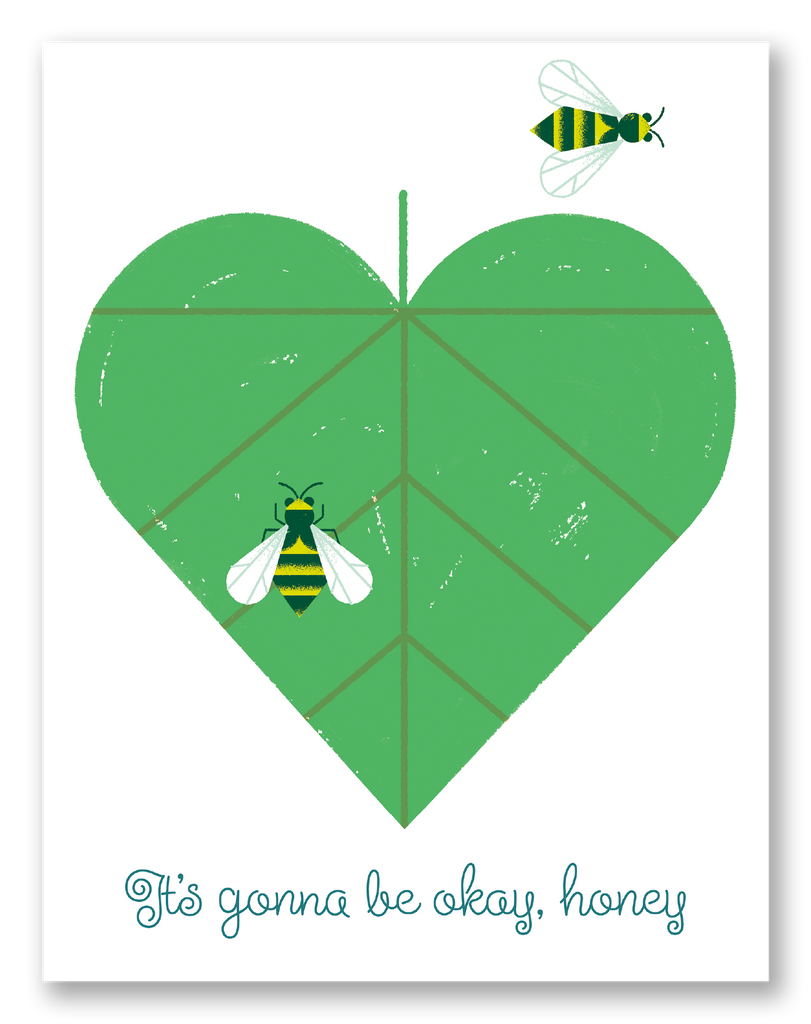 It's Gonna Be Okay, Honey | Single Card