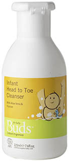 Buds - Infant Head To Toe Cleanser - 225ml