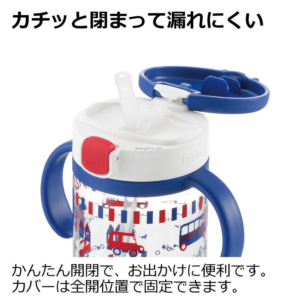 RIchell AQ Straw Mug 200ml