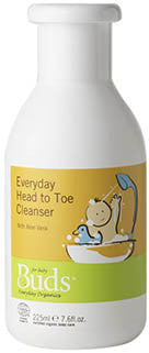 Buds - Everyday Head To Toe Cleanser - 225ml