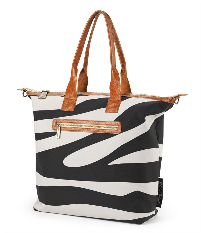 Diaper Bag - Zebra Sunshine ON CLEARANCE