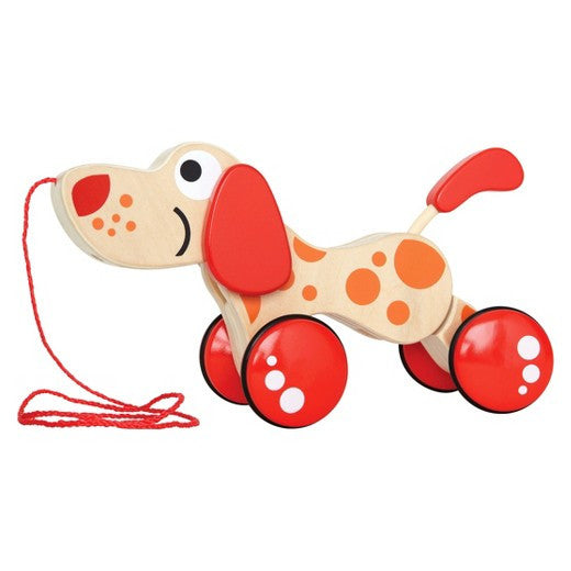 Hape - Walk Along Puppy