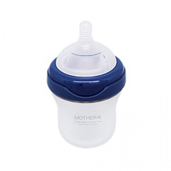 MK Silicone Material Feeding Bottle 180ml ON CLEARANCE
