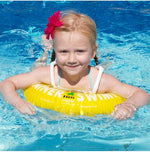 Freds Swimtrainer Classic Yellow (4 - 8 YEARS) (20-36KG)
