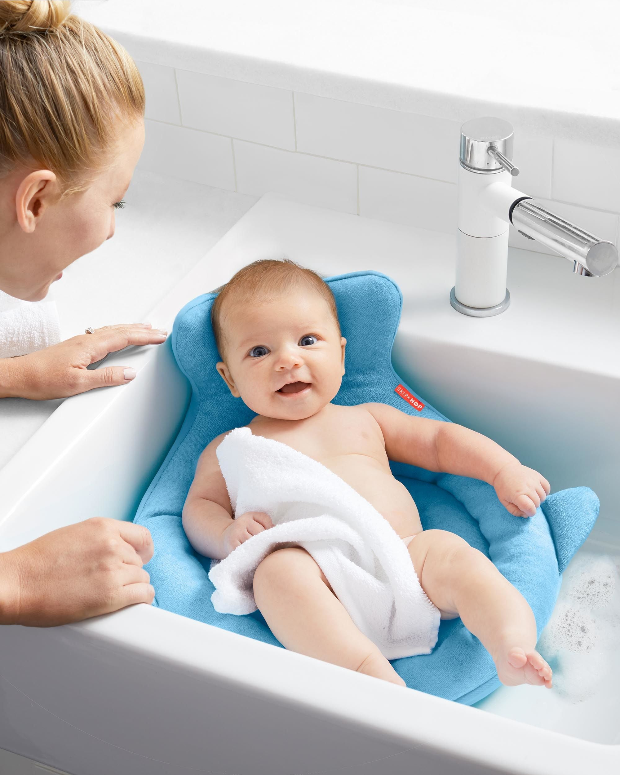 Skip Hop Moby SoftSpot Sink Bather ...