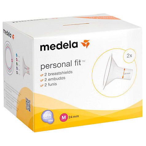 Medela - Personal Fit 2 Breast Shields (27mm)