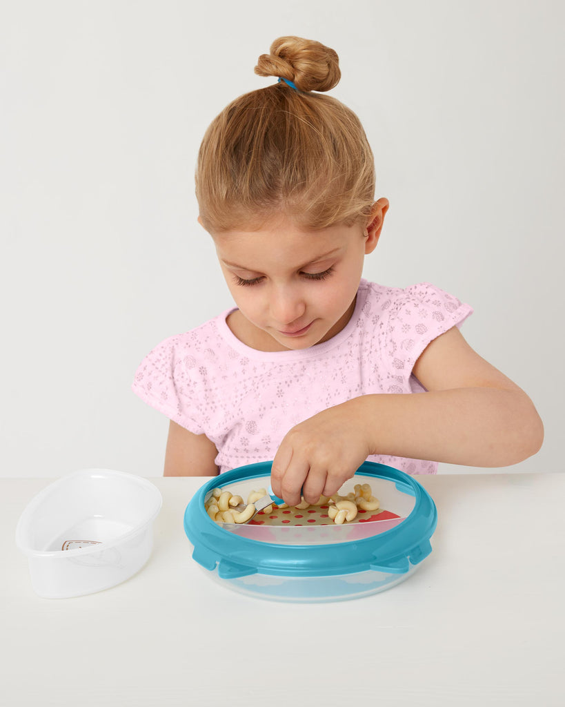 Zoo Smart Serve Plate & Bowl ON CLEARANCE