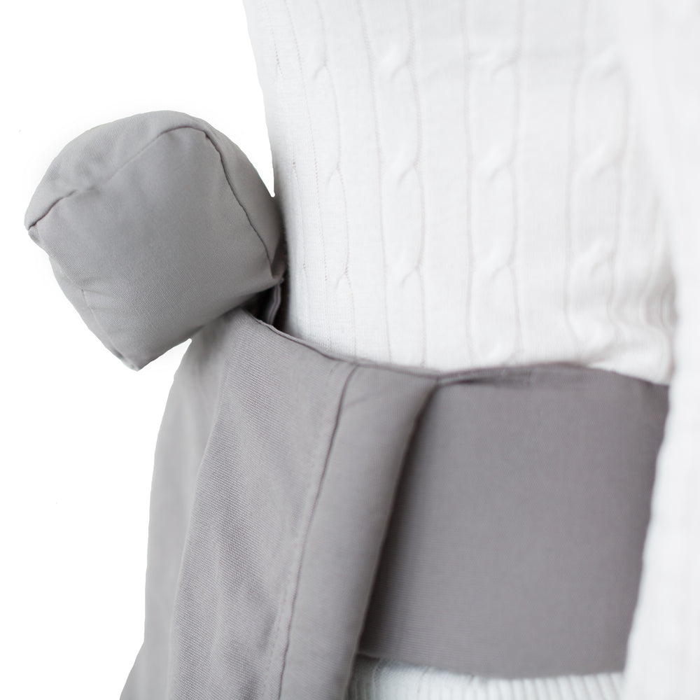 Infant Pillow Grey