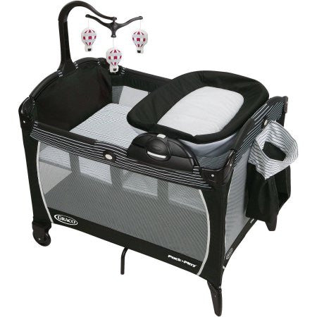 Graco Pack 'N' Play Playard Portable Napper & Changer Studio Collection