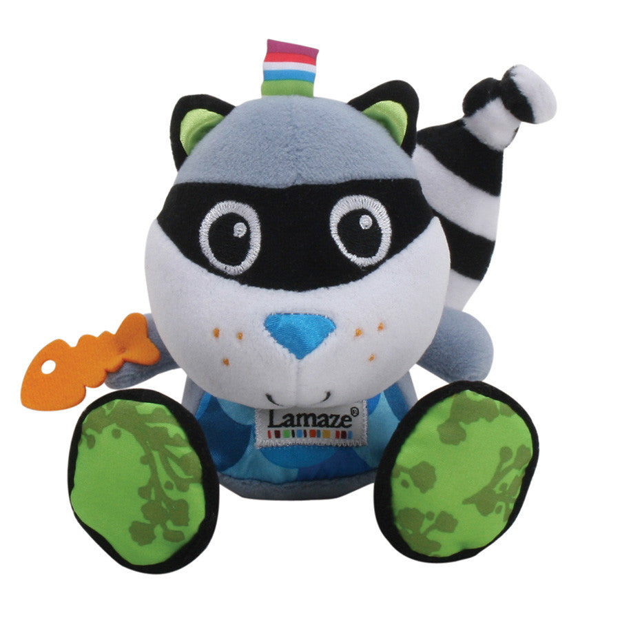 Lamaze - Little Knotties Raccoon