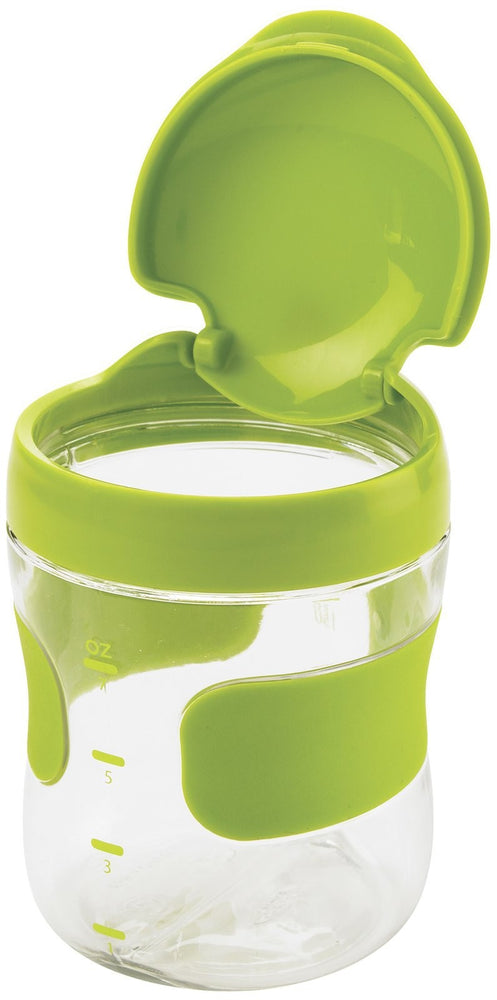 OXOtot Large Flip Top Snack Cup 7oz ON CLEARANCE