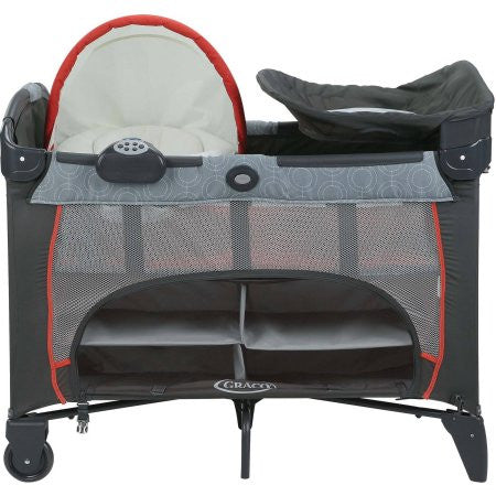 Pack 'N' Play Newborn Napper DLX Solar Collection