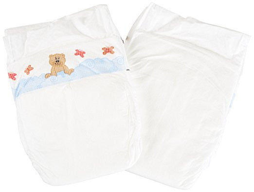 Premium Baby Diapers, Size 1 (2-4kg)