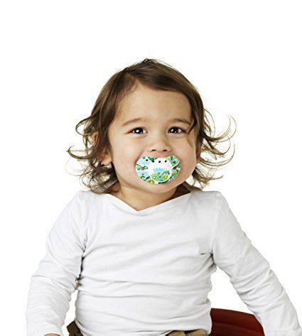 Elodie Details Pacifier - Retro Revolution Light