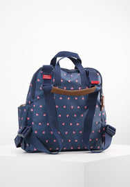 BabyMel Robyn Convertible Backpack - Origami Heart
