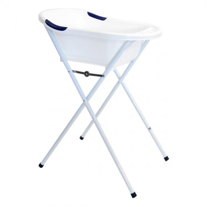 Babyhood Ergo Bathtub with the Ergo Grouper Stand