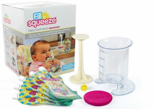 Fill 'N' Squeeze Starter Set