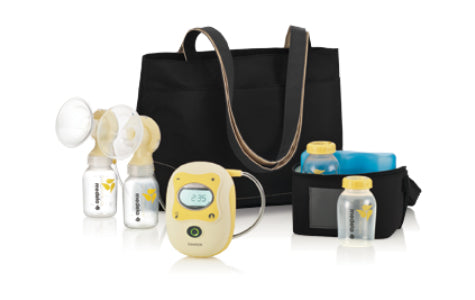 Medela - Freestyle® Breast Pump Deluxe Set
