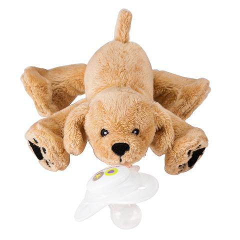 NOOKUMS Paci-Plushies Rufus Puppy