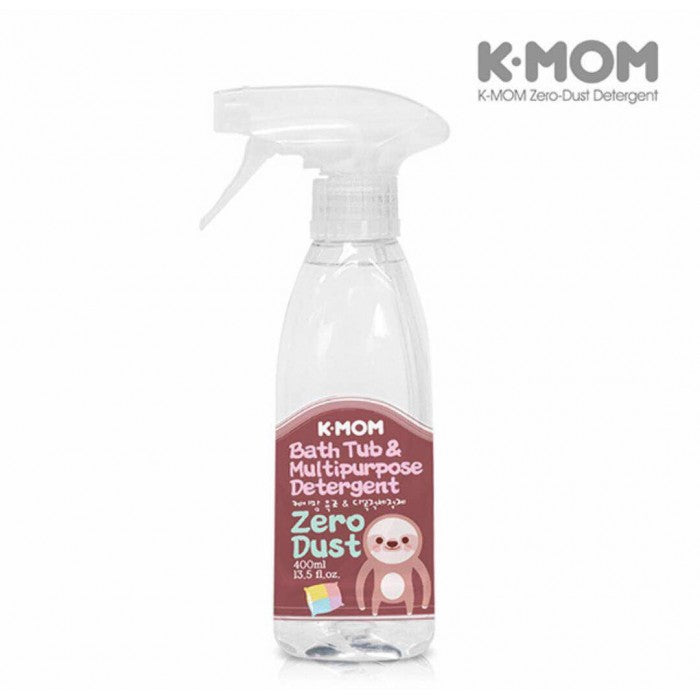 K-MOM ZERO DUST BATH TUB & MULTIPURPOSE DETERGENT 400ML