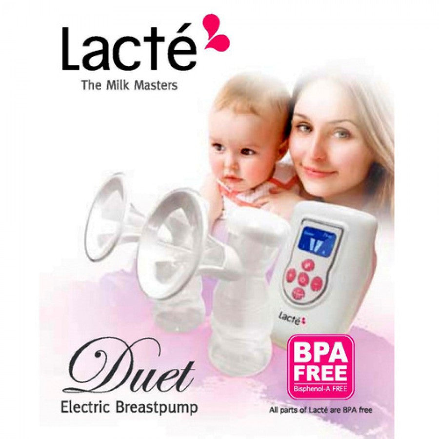 Lacte - Duet Electric Breastpump