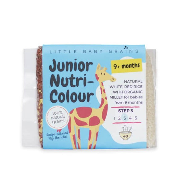 Little Baby Grains - Junior Nutri-Colour (9m+) 520g