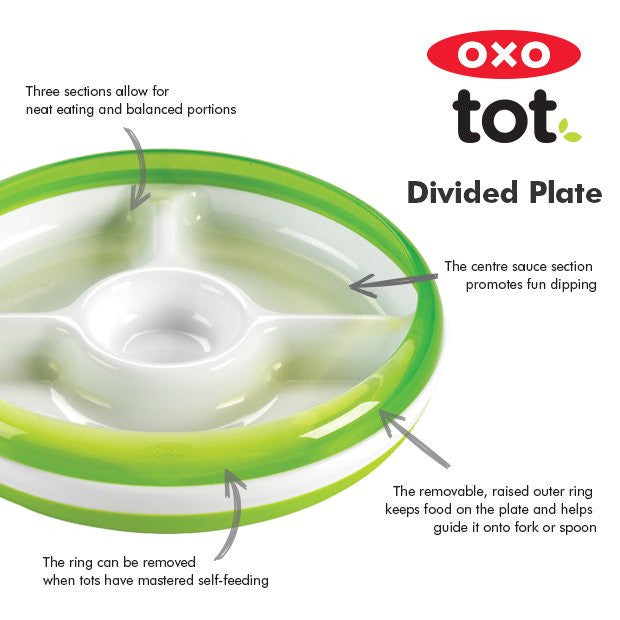 OXOtot Divided Plate
