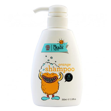 Buds For Kids Orange Shampoo 350ml