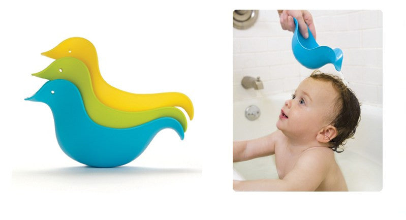 SH Dunk Stacking Bath Toys