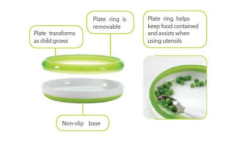 Oxo Tot - Training Plate