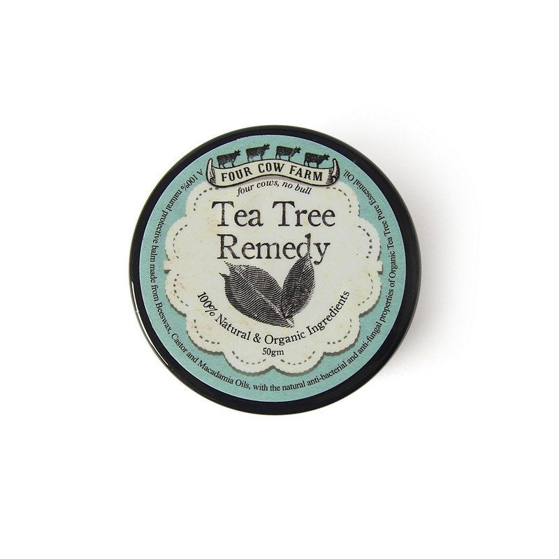 Four Cow Farm - Tea Tree Remedy 50g