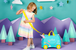 Trunki Suitcase - Una The Unicorn