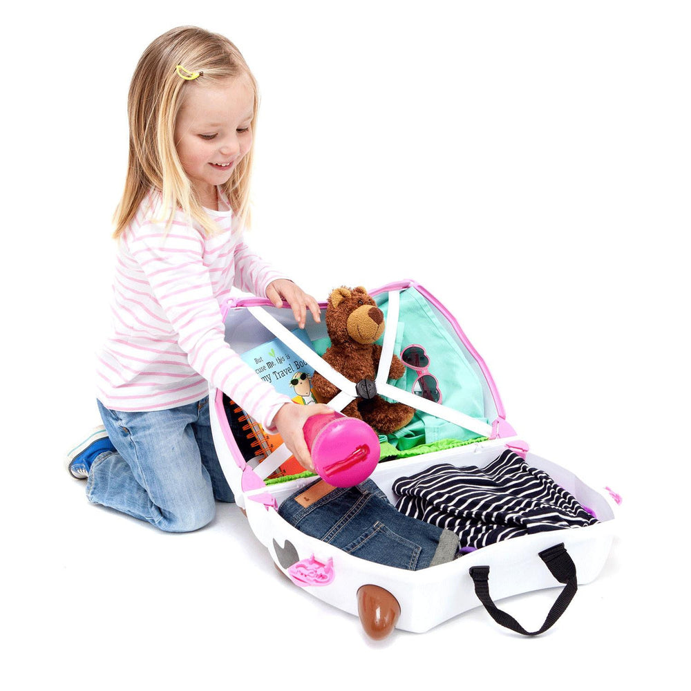 Trunki Suitcase - Frieda The Cow