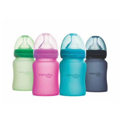 MilkHero Shatter Protection Glass Baby Bottle - 150 ml