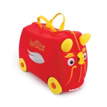 Trunki Suitcase - The Mythical Lucky Dragon