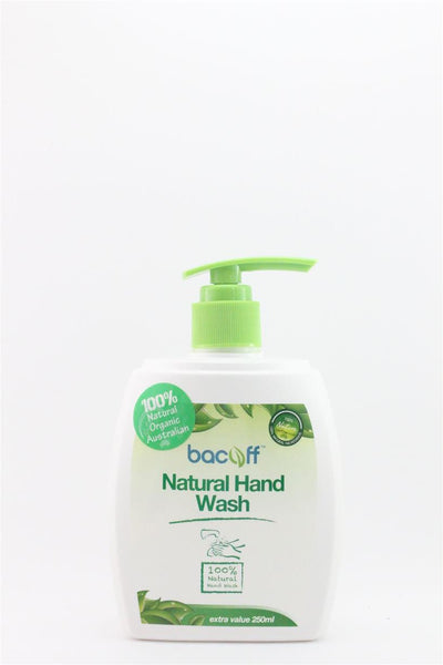 Bacoff Natural Hand Wash