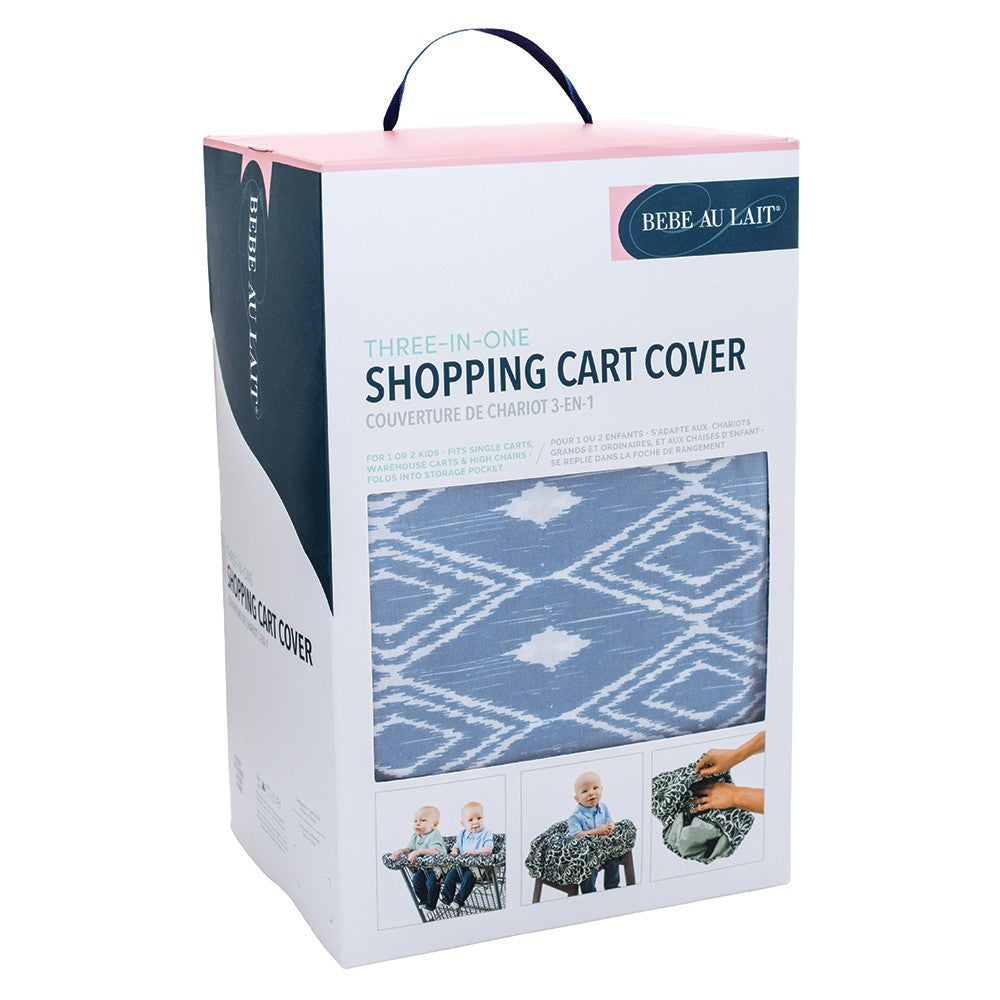 Bebe Au Lait Shopping Cart Cover - Belize