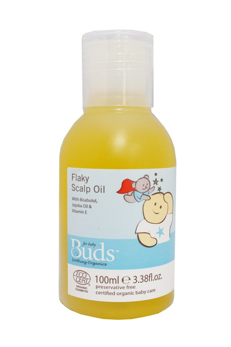Buds Flaky Scalp Oil 100ml