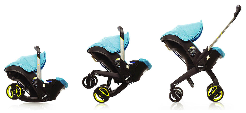 Doona Infant Car Seat & Stroller