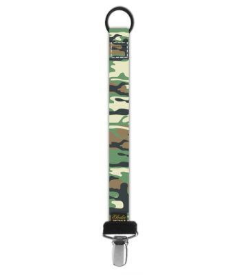 Elodie Details Pacifier Clip - Camouflage