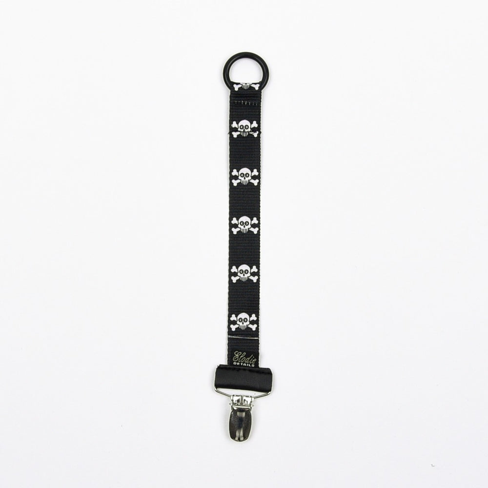 Pacifier Clip - Jolly Black ON CLEARANCE